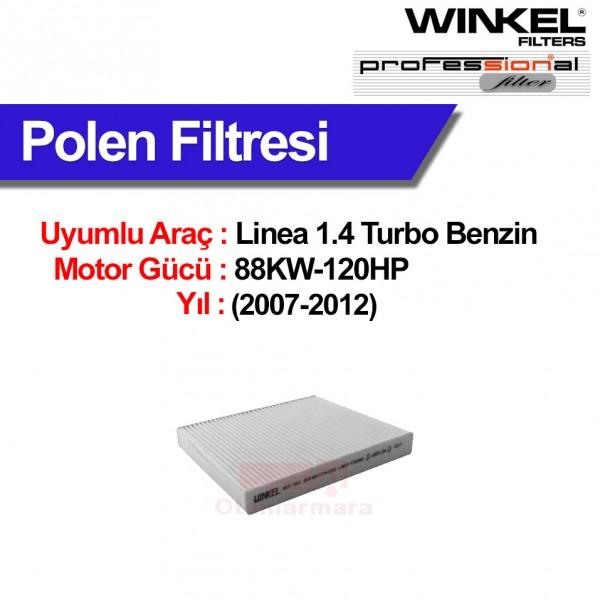 Fiat Linea 1.4 Turbo (2007-2012) Polen Filtresi