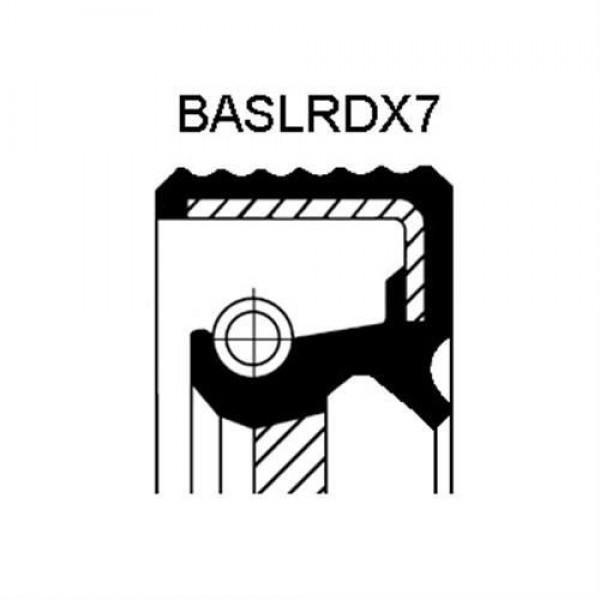 EKSANTRIK MIL KAPAK KEÇESI SCUDO / PARTNER BOXER / BERLINGO JUMPER 1.9D 35×50×7