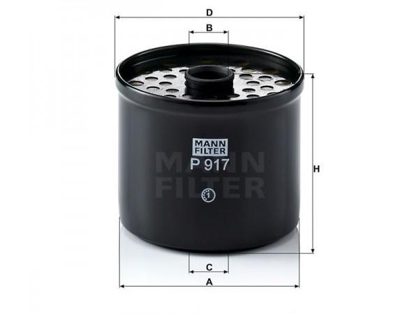 MAZOT FILTRESI DUCATO / BOXER 94>02 J9 / JUMPER 1.9D 2.5D