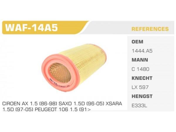HAVA FILTRESI 106 / AX SAXO XSARA 1.5D