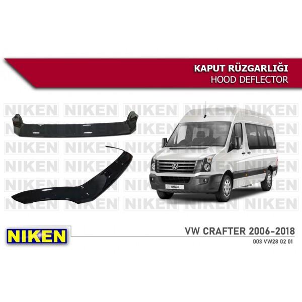 VW CRAFTER 2006-2018 KAPUT RÜZGARLIĞI ECO