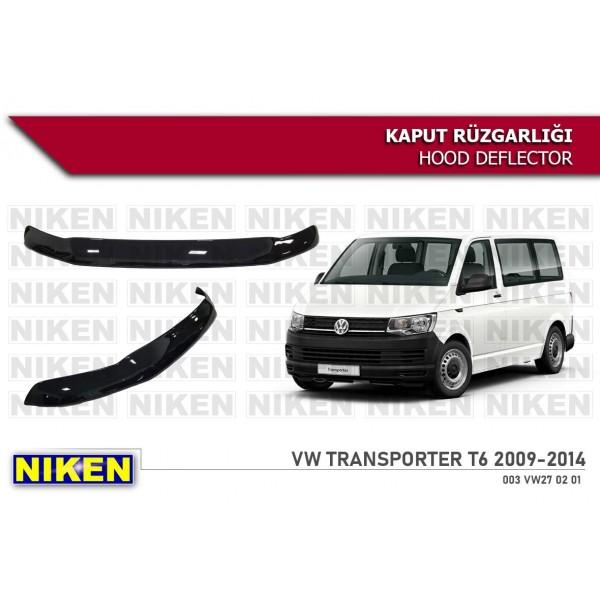 VW TRANSPORTER T-6 2009-2014 KAPUT RÜZGARLIĞI ECO