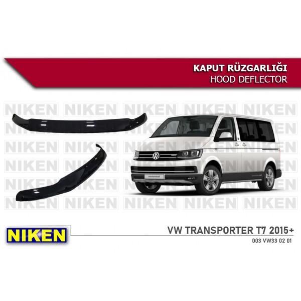 VW TRANSPORTER T-7 2015- KAPUT RÜZGARLIĞI ECO